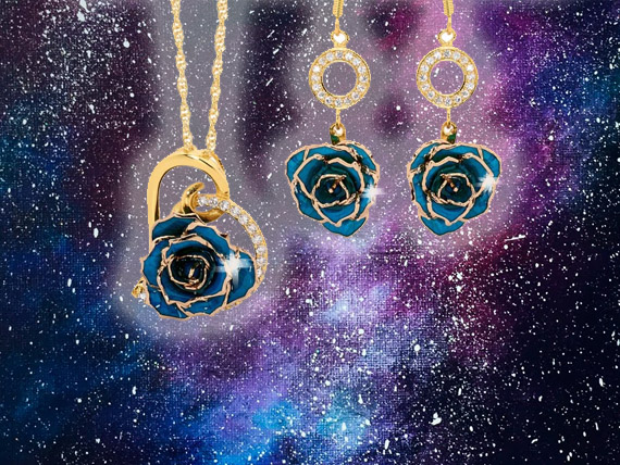 Romantic Gifts for Space Lovers